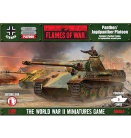 Battlefront Miniatures Panther/Jagdpanther