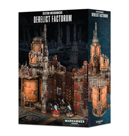 Games Workshop Derelict Factorum
