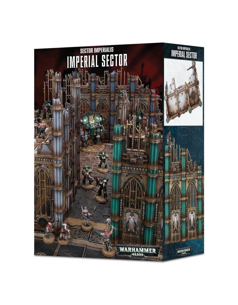 Games Workshop Warhammer 40k: Sector Imperialis
