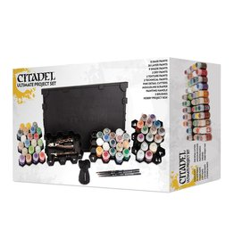 Citadel Ultimate Project Paint Set