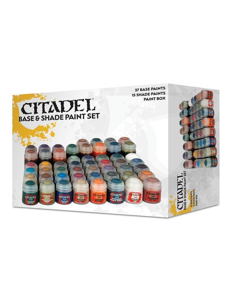 Citadel Base & Shade Paint Set 2018