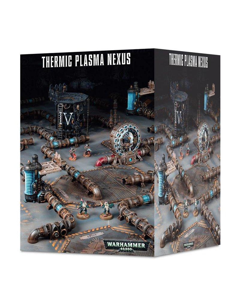 Citadel Warhammer 40k Thermic Plasma Nexus