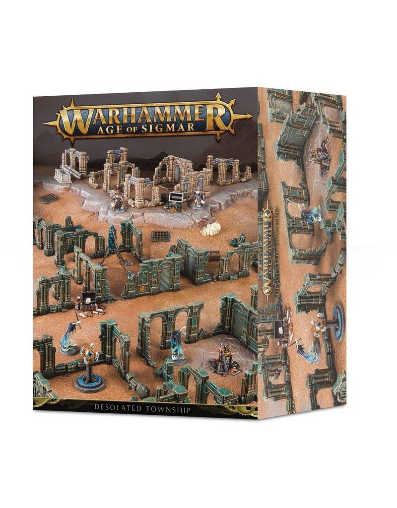 Citadel Age Of Sigmar: Desolated Township