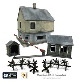 Warlord Games Maison Forte Set