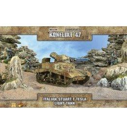 Warlord Games Stuart-T Tesla Tank