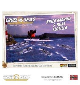 Warlord Games Kriegsmarine S-boat Flotilla