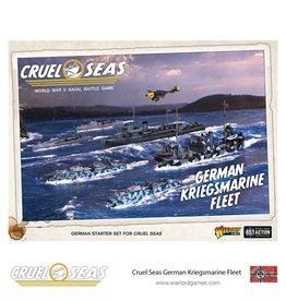 Warlord Games German Kriegsmarine Fleet