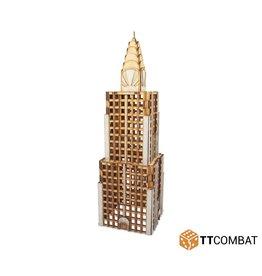 TT COMBAT Chrysar Building