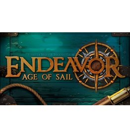 Burnt Island Games Endeavour: Age Of Sail