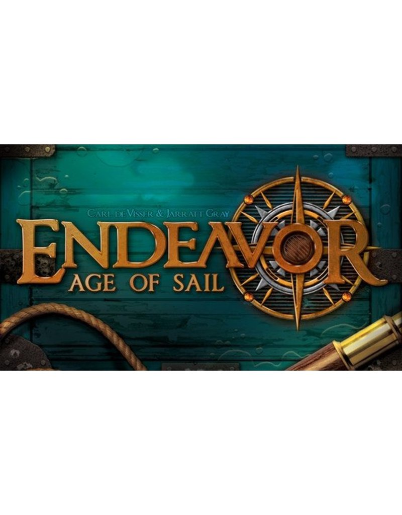 Burnt Island Games Endeavour: Age Of Sail 2nd Edition