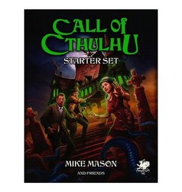 Chaosium Call Of Cthulhu Starter Set