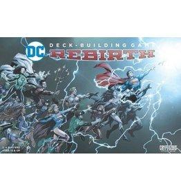 Cryptozoic Entertainment DC Deck Building Game: Rebirth