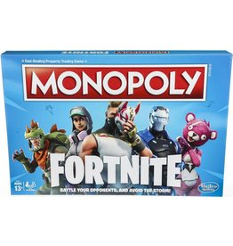 Hasbro Fortnite Monopoly