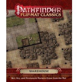 Paizo Flip-Mat Classics: Warehouse