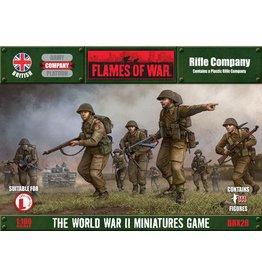 Battlefront Miniatures British Rifle Company