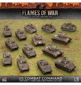 Battlefront Miniatures US Combat Command