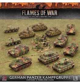 Battlefront Miniatures German Panzer Kampfgruppe