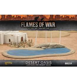 Battlefront Miniatures Desert Oasis