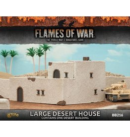 Battlefront Miniatures Large Desert House