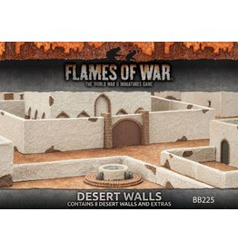 Battlefront Miniatures Desert Walls