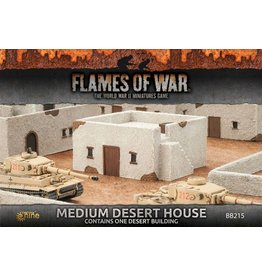 Battlefront Miniatures Medium Desert House