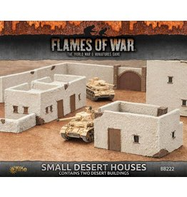 Battlefront Miniatures Small Desert Houses