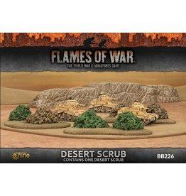 Battlefront Miniatures Desert Scrub