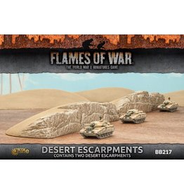 Battlefront Miniatures Desert Escarpments