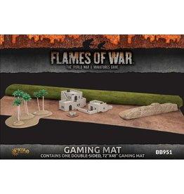 Battlefront Miniatures Gaming Mat – Grassland / Desert