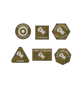 Battlefront Miniatures Armoured Fist Tokens