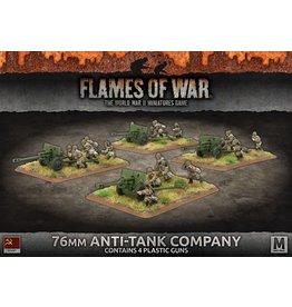 Battlefront Miniatures 76mm Anti-Tank Company