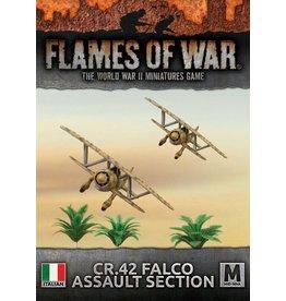 Battlefront Miniatures CR.42 Falco Assault Section