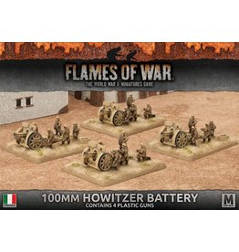 Battlefront Miniatures 100mm Howitzer Battery