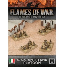 Battlefront Miniatures 47mm Anti-tank Platoon
