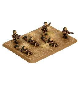 Battlefront Miniatures MG and Mortar Platoons (Bersaglieri)