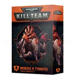 Games Workshop Commander: Nemesis 9 Tyrantis