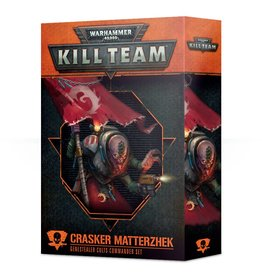 Games Workshop Commander: Crasker Matterzhek