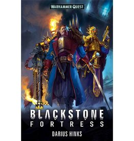Games Workshop Blackstone Fortress (HB)