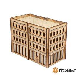 TT COMBAT Nuova Apartments