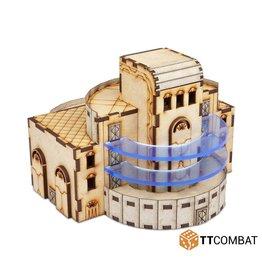 TT COMBAT Academy Building