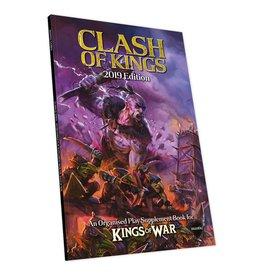 Mantic Games Clash Of Kings 2019