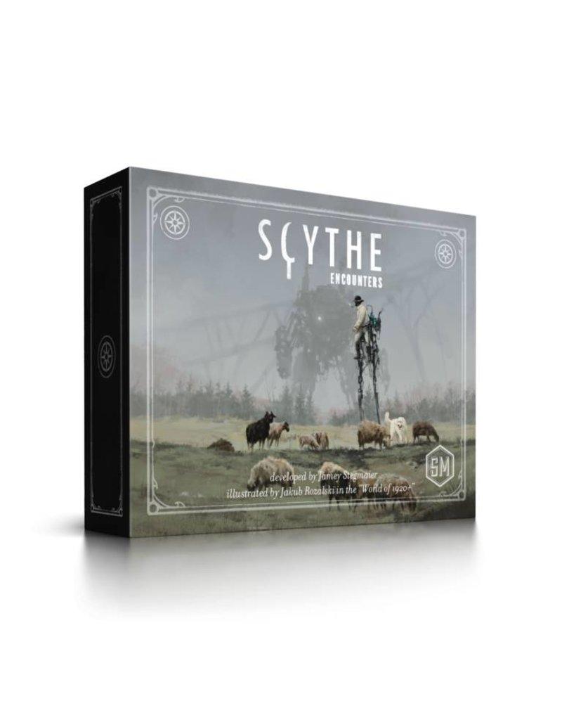 Stonemaier Games Scythe Encounters Promo Card Set