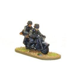 Warlord Games Kradschutzen Motorcycle (1939-1942)