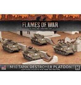 Battlefront Miniatures M10 3-Inch Tank Destroyer Platoon