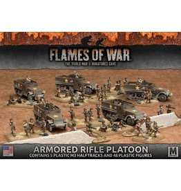 Battlefront Miniatures Armored Rifle Platoon