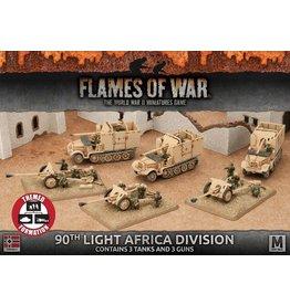 Battlefront Miniatures 90th Light Africa Division
