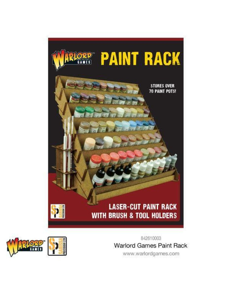 Warlord Games MDF Large Paint Rack
