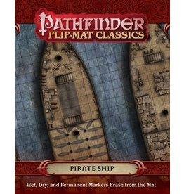Paizo Flip-Mat Classics: Pirate Ship