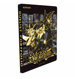 Konami Golden Duelist Collection 9-pocket Duelist Portfolio