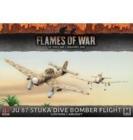 Battlefront Miniatures Ju 87 Stuka Dive Bomber Flight
